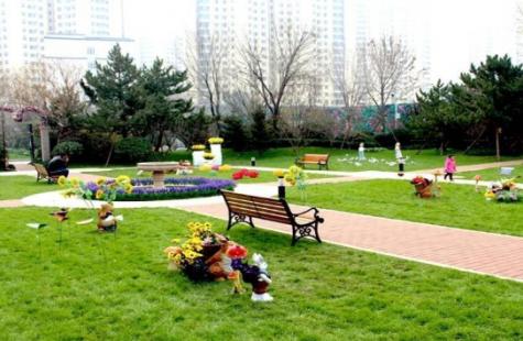 首尔甜城Ⅱ九里香堤