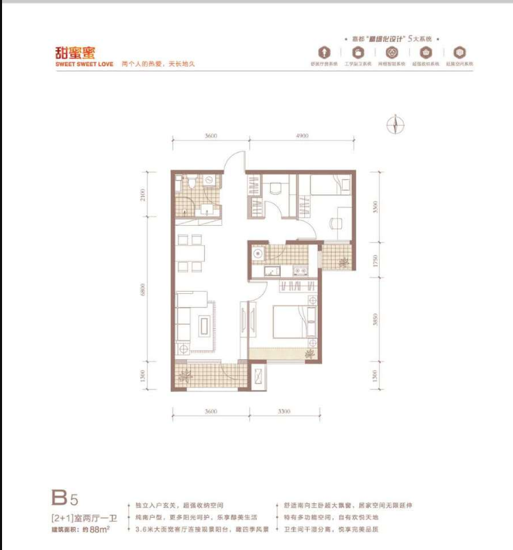 B5嘉都住宅